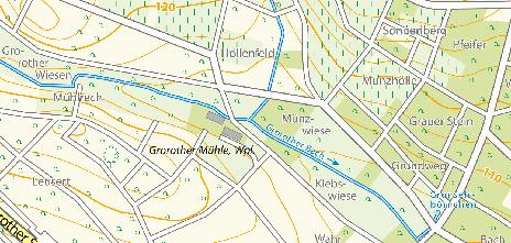 Landschaftspark Gorother Mühle