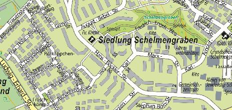 Seniorentreff Schelmengraben