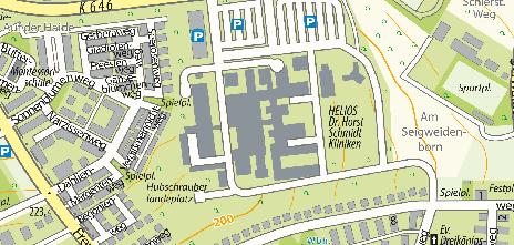 Helios HSK, Ludwig-Erhard-Straße 100