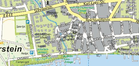 Alte Hafenschule, Zehntenhofstraße 6