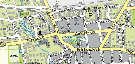 Ortsverwaltung Schierstein, Karl-Lehr-Straße 6