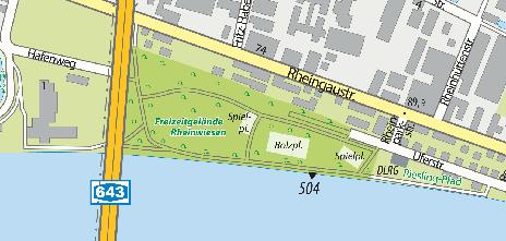 Rheinwiesen Biebrich
