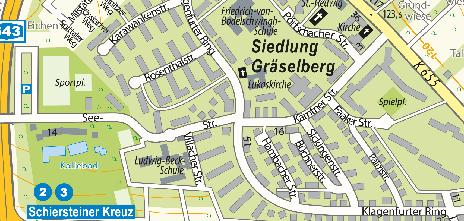 Seniorentreff TreffPunkt Gräselberg