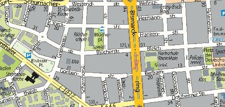 Seniorentreff Blücherstraße