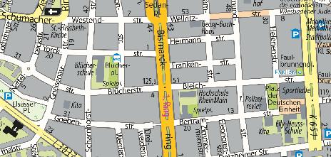 Westend/Bleichstraße