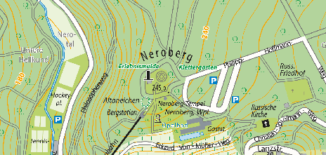 The Neroberg - the Vineyard