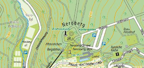 The Neroberg - the Vineyard