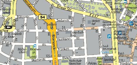 Gemeinschaftszentrum Georg-Buch-Haus, Wellritzstraße 38