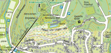 Freibad Opelbad, Neroberg