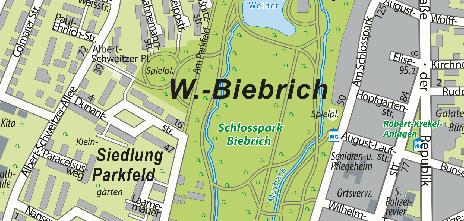 Schlosspark Biebrich