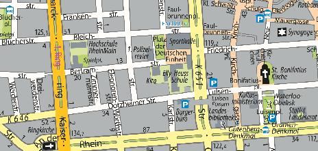 Elly-Heuss-Schule, Platz der deutschen Einheit 3
