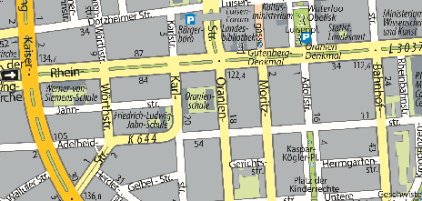 Oranienschule, Oranienstraße 5 - 7