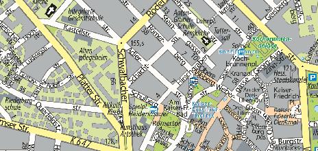 Treffpunkt aktiv, Adlerstraße 19