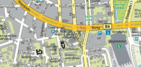 Landeshaus, Kaiser-Friedrich-Ring 75