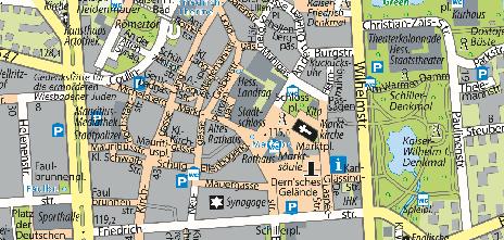 Stadtschloss - Hessischer Landtag, Schlossplatz 3