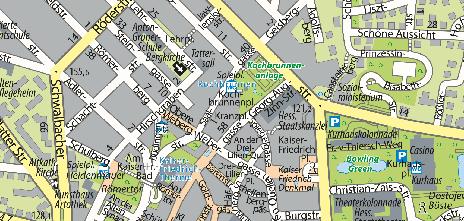 Kranzplatz (Square)