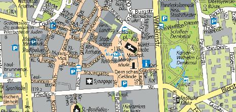 Rathaus, Schlossplatz 6