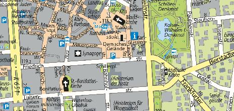 Parking Garage Markt