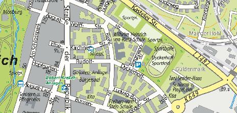 Wilhelm-Heinrich-von-Rihel-Schule, Rudolf-Dyckerhoff-Straße 10