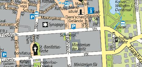 Wiesbadener Musik- & Kunstschule, Schillerplatz 1-2