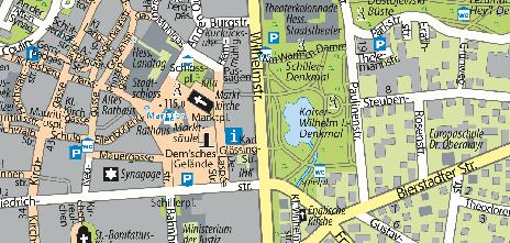 Bellevue-Saal, Wilhelmstraße 32