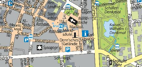 sam - Stadtmuseum am Markt, Marktplatz