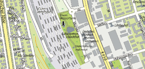 Cultural Centre Schlachthof, Murnaustraße