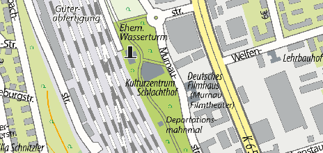 Kulturzentrum Schlachthof, Murnaustraße 1