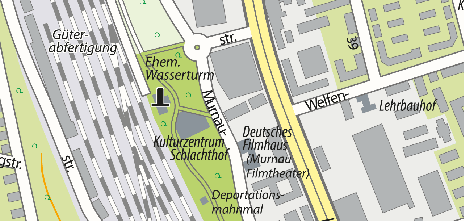 Kreativfabrik, Murnaustraße 2