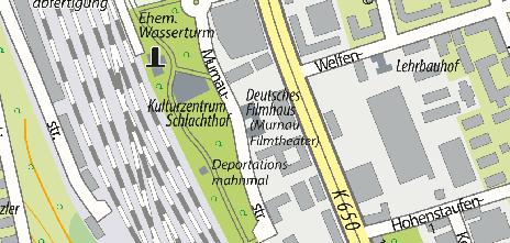 Murnau Filmtheater, Murnaustraße 6