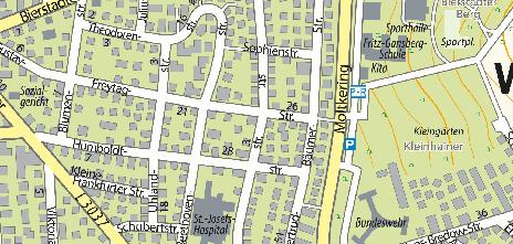 Solmsschlösschen, Solmsstraße 1