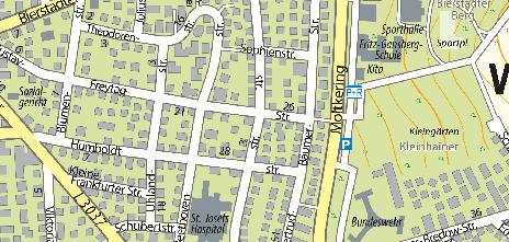 Solmsstraße / Gustav-Freytag-Straße