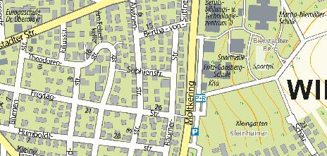 Seniorentreff Alwinenstraße/Sophienstraße