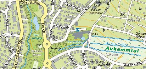 Thermalbad Aukammtal, Leibnizstrasse 7