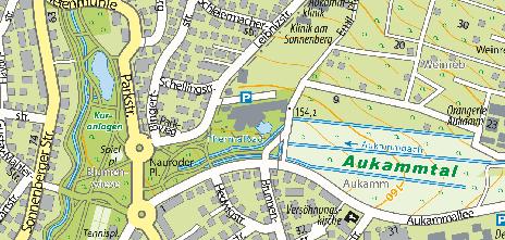 Thermalbad Aukammtal, Leibnizstraße 7