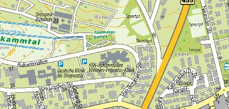 HSK-Wilhelm-Fresenius-Klinik