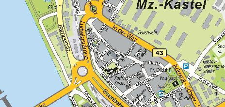 Bürgerhaus Kastel, Zehnthofstaße 41