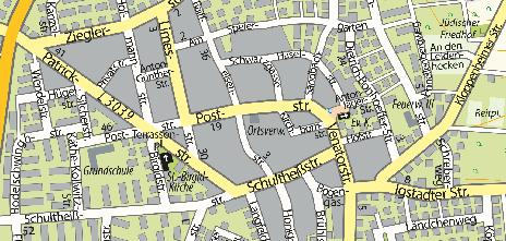 Ortsverwaltung Bierstadt, Poststraße 11A