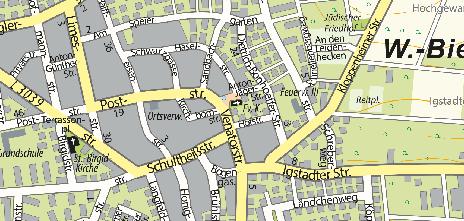 Ev. Kirche Bierstadt, Venatorstraße 10