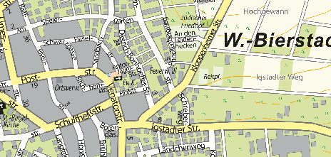 Feuerwache 3, Oberlinstraße 4
