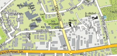 Ortsverwaltung Kastel/Kostheim, St.-Veiter-Platz 1