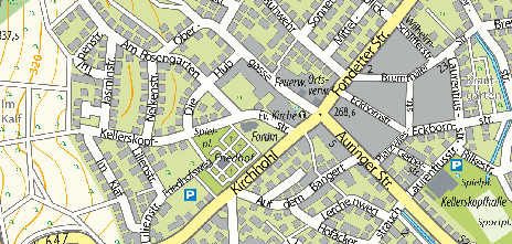 Forum Naurod, Kellerskopfstraße 4