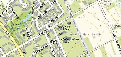 Krautgartenschule, Steinern Straße 54