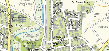 Seniorentreff Buschungstraße 41-43