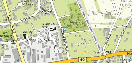 Friedhof Kostheim, Mittlerer Sampelweg 30