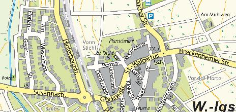 Ev. Kirche Igstadt, Altmünsterstraße 2