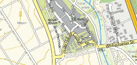 Pfarrscheune Medenbach