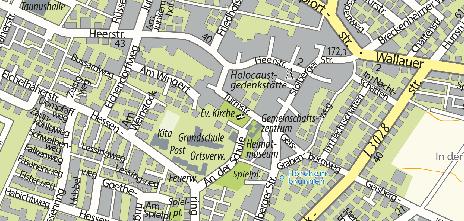 Ev. Kirche Nordenstadt, Turmstraße 21