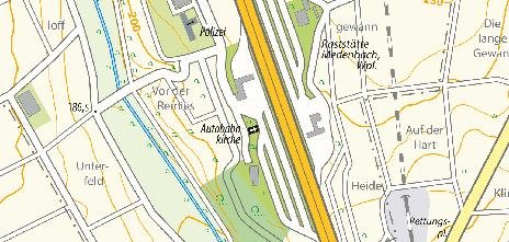 Autobahnkirche Medenbach, In der Hofreite 8