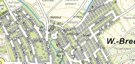 Vereinshaus Breckenheim, Lärchenstraße 2